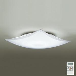 DAIKO LEDシーリングライト ~12畳用 プルレス調色・調光タイプ(昼光色~電球色) 46W タイマー付リモコン付属 プラスチック(白) DCL-39218