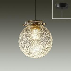 DAIKO LEDペンダントライト 電球色 非調光タイプ 白熱灯40Wタイプ 端子台木ネジ取付方式 DPN-39547Y