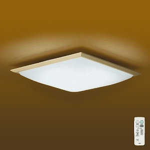 DAIKO LED和風シーリングライト ~6畳 調光タイプ(昼白色) クイック取付式 リモコン・プルレススイッチ付 DCL-39736W