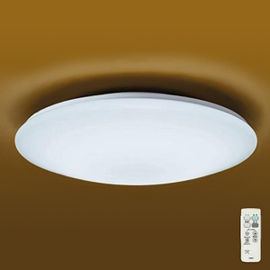 DAIKO LED和風シーリングライト ~6畳 調光タイプ(昼白色) クイック取付式 リモコン・プルレススイッチ付 DCL-39738W