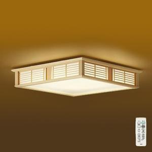 DAIKO LED和風シーリングライト ~6畳 調色・調光タイプ(昼光色~電球色) クイック取付式 リモコン・プルレススイッチ付 DCL-39774