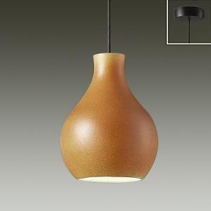 DAIKO LEDペンダントライト 電球色 非調光タイプ E26口金 白熱灯100Wタイプ 端子台木ネジ取付方式 緋色 DPN-39793Y