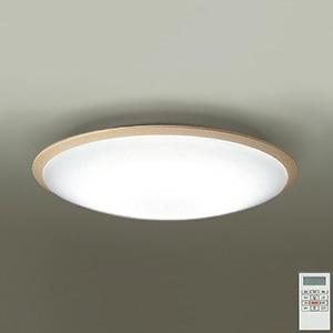 DAIKO LEDシーリングライト ~8畳用 Bluetooth対応 プルレス調色・調光タイプ(昼光色~電球色) 38W タイマー付リモコン付属 ホワイトアッシュ色 DCL-39842