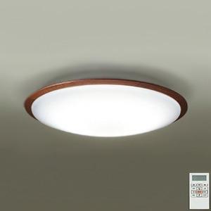 DAIKO LEDシーリングライト ~8畳用 Bluetooth対応 プルレス調色・調光タイプ(昼光色~電球色) 38W タイマー付リモコン付属 ウォールナット色 DCL-39844