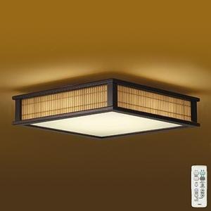 DAIKO LED和風シーリングライト ~8畳 調色・調光タイプ(昼光色~電球色) クイック取付式 リモコン・プルレススイッチ付 DCL-39875