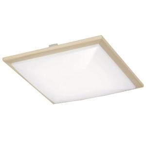 タキズミ LEDシーリングライト ~8畳用 和風タイプ 単色調光 昼光色 リモコン付 木製枠 EX80042D
