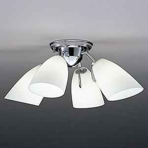 山田照明 LEDランプ交換型シャンデリア 白熱160W相当 非調光 LED電球5.2W×4 電球色 E17口金 ランプ付 CD-4302-L