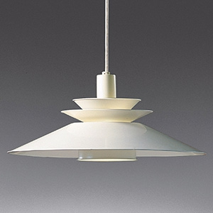 山田照明 LEDランプ交換型ペンダントライト 非調光 白熱100W相当 電球色 E26口金 ランプ・引掛シーリング(コード2.0m)付 PD-2647-L