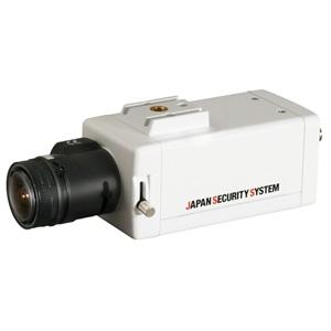 日本防犯システム 屋内用ボックスカメラ EX-SDI対応2.2メガピクセル レンズ別売 JS-CH2012