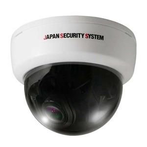 日本防犯システム 屋内用ドームカメラ AHD対応2.2メガピクセル JS-CA1011