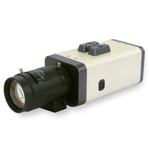 日本防犯システム 屋内用高性能ボックスカメラ RBSS認証取得 52万画素 レンズ別売 PF-CS470