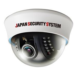 日本防犯システム 屋内用IRドームカメラ AHD対応1.3メガピクセル PF-AHD1121V