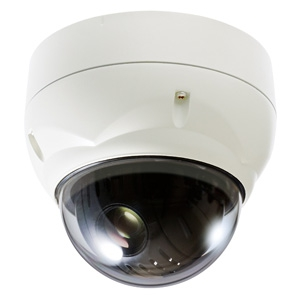 日本防犯システム 屋外用耐衝撃設計PTZカメラ AHD対応2.2メガピクセル PF-AHD808