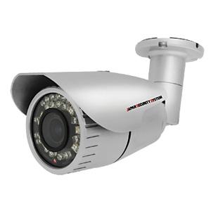 日本防犯システム 屋外用バレット型ワンケーブルカメラ AHD2.0対応 PF-AHD2120
