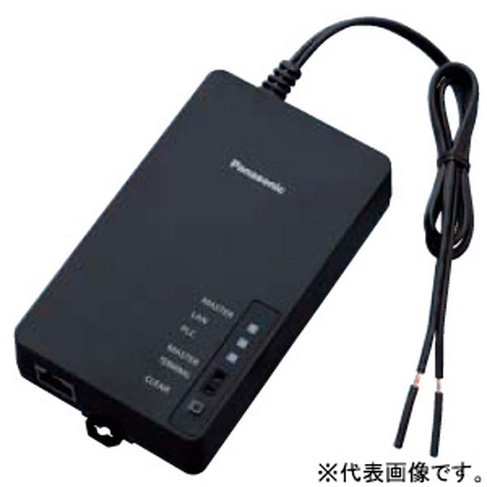 パナソニック HD-PLC対応PLCアダプター LAN変換 屋外用 端子台取付タイプ WPN7112