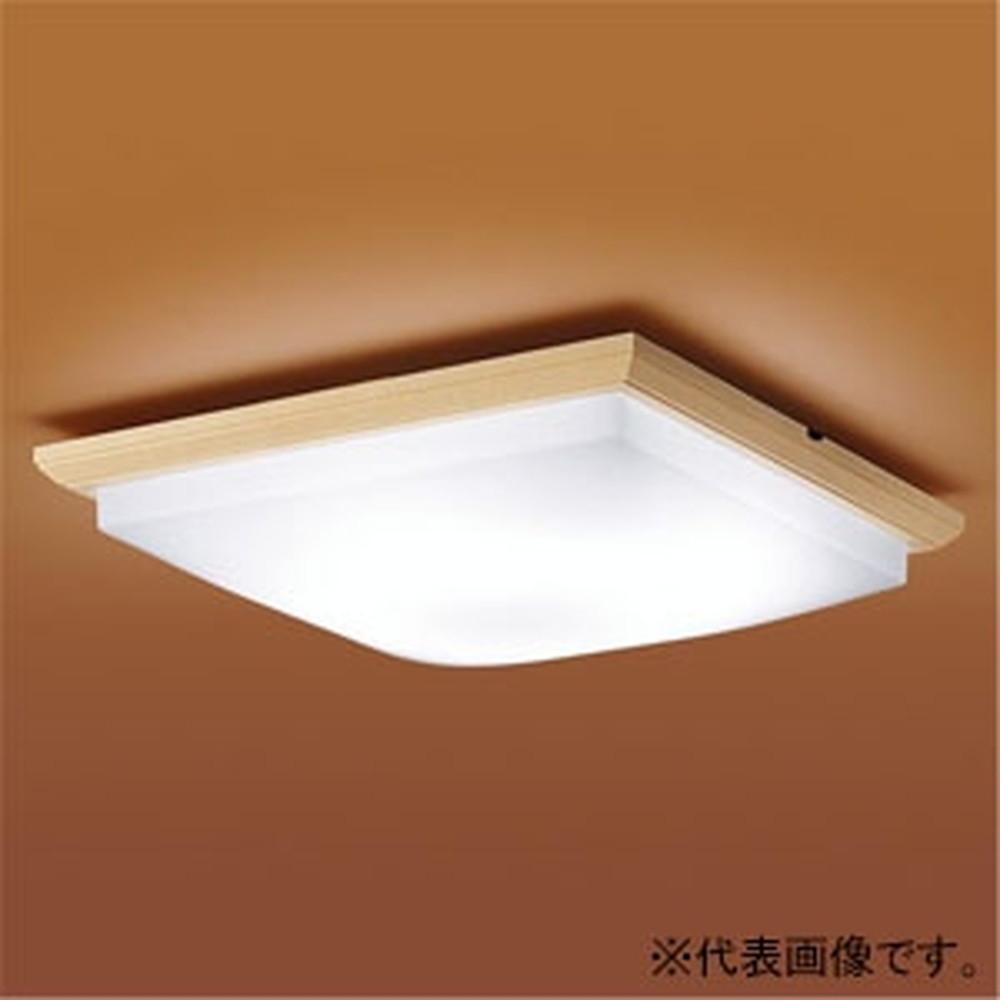 パナソニック LEDシーリングライト 和風タイプ ~10畳用 調光・調色タイプ 昼光色~電球色 リモコン付 LSEB8051