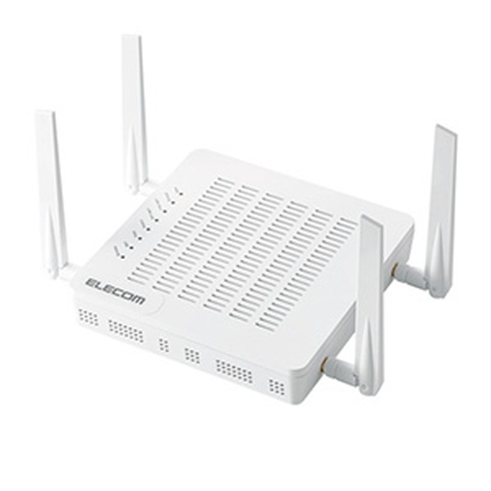ELECOM 法人向け無線アクセスポイント 11ac 1733+400Mbps インテリモデル WAB-M2133