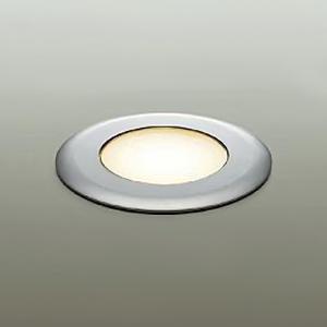 DAIKO LED床埋込灯 電球色 調光タイプ 白熱灯60Wタイプ 床埋込専用 埋込穴φ125mm ブローイング工法/マット敷工法使用可能 DSE-36592