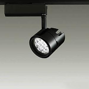 【受注生産品】 DAIKO LEDスポットライト 《andna》 LZ2 モジュールタイプ CDM-T35W相当 非調光タイプ 配光角20° 白色タイプ ブラック LZS-60535NB
