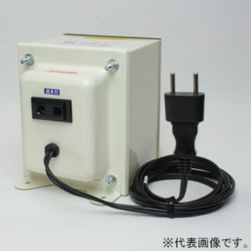日章工業 アップダウントランス 入出力電圧AC230~240V⇔AC100V 容量1100W SK-1100EX