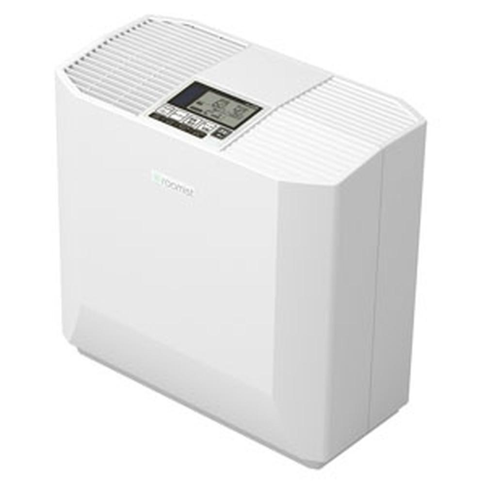 三菱重工冷熱 ハイブリッド式加湿器 《ルーミスト》 おもに14.5畳用 エアコン連動タイプ プラズマW除菌 加湿量850ml/h SHK90SR(-W)