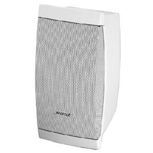 BOSE スピーカー DS露出型 壁掛タイプ 100W 壁掛ブラケット付属 全天候仕様 ホワイト DS100SEW