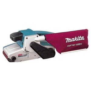 マキタ ベルトサンダ 二重絶縁構造 ベルト寸法100×610mm 吸じん装置付 9404