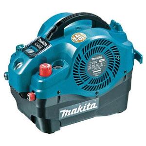 マキタ 内装エアコンプレッサ 釘打機用 小型・軽量タイプ タンク容量3L タンク内最高圧力46気圧 青 AC460S