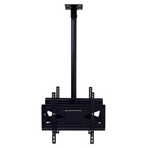 スタープラチナ TVセッターハング ミドルパイプ M/Lサイズ 両面吊りタイプ W534×H1155mm×D214mm 角度調節機能付 スチール製 TVSHGPS102MIDDLEMB