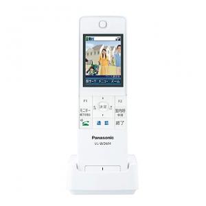 パナソニック ワイヤレスモニター子機 増設用子機 ドアホン・電話両用 2.7型カラー液晶ディスプレイ VL-WD614