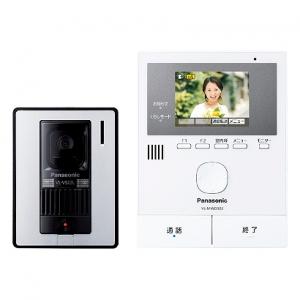 パナソニック テレビドアホン モニター親機+カメラ玄関子機 SDカード対応 録画機能付 VL-SVD302KL