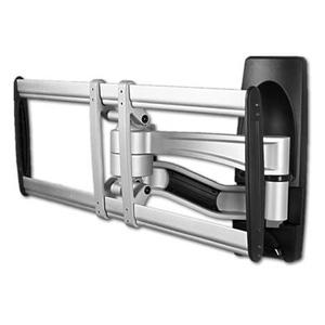 スタープラチナ TVセッターハイライン M/Lサイズ W470×H442×D105~550mm 角度調節機能付 アルミ合金・スチール製 TVSHLHA114MC