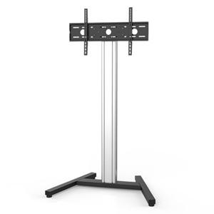 スタープラチナ TVタワースタンド スタンドタイプ W960×H1730×D750mm 高さ調節可能 アルミ合金・スチール製 TVTSTIM601C