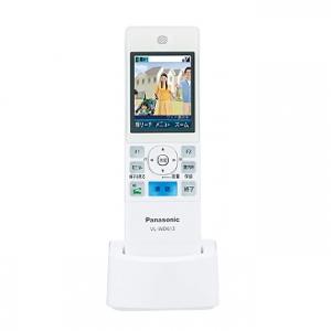 パナソニック ワイヤレスモニター子機 増設用子機 ドアホン・電話両用 2.4型カラー液晶ディスプレイ VL-WD612