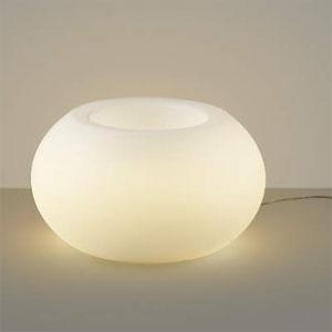コイズミ照明 LEDプランター型スタンドライト 《コッコロ》 LEDランプ交換可能型 屋内専用 適合鉢サイズ9号 電球色 6.0W×2灯 口金E17 XT35632L