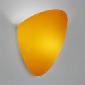 コイズミ照明 LEDベーシックブラケットライト LEDランプ交換可能型 白熱球40W相当 電球色 6.0W 口金E17 乳白色アンバー色塗装 AB35729L
