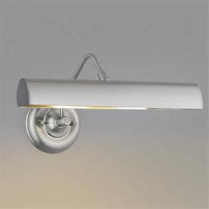 コイズミ照明 LEDピクチャーライト LEDランプ交換可能型 白熱球40W×2灯相当 電球色 6.0W×2灯 口金E17 ホワイトブロンズメッキ AB38580L