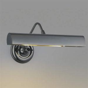 コイズミ照明 LEDピクチャーライト LEDランプ交換可能型 白熱球40W×2灯相当 電球色 6.0W×2灯 口金E17 黒ニッケルメッキ AB38581L