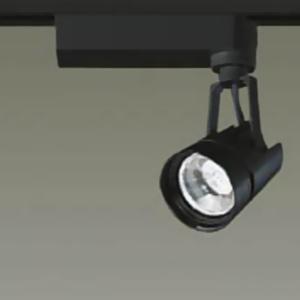 DAIKO LEDスポットライト 《miracoミラコ》 プラグ形 COBタイプ 配光角10° LZ1C φ50 12Vダイクロハロゲン85W形60W相当 Q+3000K 非調光タイプ 黒 LZS-91752YBV