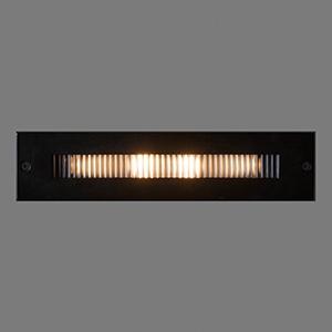 山田照明 LED一体型超広角フットライト 防雨型 非調光 白熱40W相当 昼白色 埋込ボックス別売 AD-2631-N