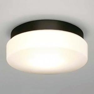 山田照明 LEDランプ交換型エクステリアブラケットライト 屋外用壁付灯 防雨・防湿型 白熱60W相当 電球色 E26口金 天井・壁付兼用 ランプ付 黒 AD-2678-L