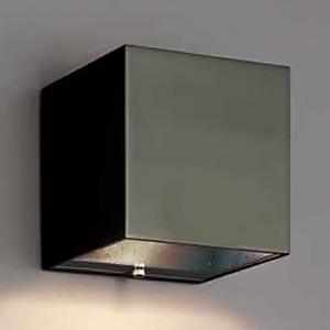 山田照明 LEDランプ交換型エクステリアブラケットライト 屋外用壁付灯 明暗センサー付 防雨型 白熱40W相当 電球色 E17口金 ランプ付 黒 AD-2690-L