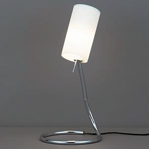 山田照明 LEDランプ交換型スタンドライト 卓上型 非調光 白熱40W相当 電球色 E17口金 ランプ・中間スイッチ付 TD-4132-L