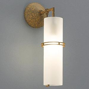 山田照明 LEDランプ交換型ブラケットライト 非調光 白熱40W相当 電球色 E17口金 ランプ付 BD-2164-L