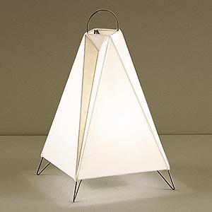 山田照明 LEDランプ交換型スタンドライト 非調光 白熱40W相当 電球色 E26口金 ランプ・中間スイッチ付 FD-4170-L