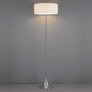 山田照明 LEDランプ交換型スタンドライト 床置き型 非調光 白熱120W相当 電球色 E17口金 ランプ・フットスイッチ付 FD-4173-L