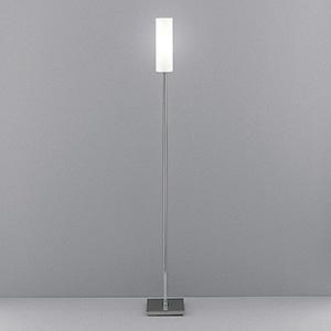 山田照明 LEDランプ交換型スタンドライト 床置き型 非調光 白熱40W相当 電球色 E17口金 ランプ・フットスイッチ付 高さ1400mm FD-4174-L
