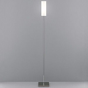山田照明 LEDランプ交換型スタンドライト 床置き型 非調光 白熱40W相当 電球色 E17口金 ランプ・フットスイッチ付 高さ1700mm FD-4175-L