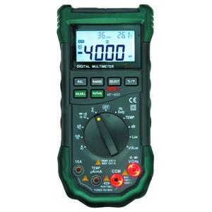 マザーツール オールインワンデジタルマルチメータ DMM・温度計・湿度計・照度計・騒音計 MT-8210