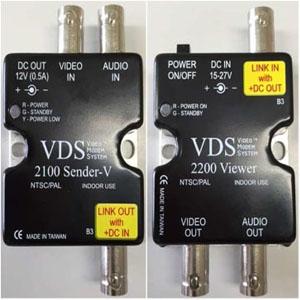マザーツール ワンケーブル映像伝送装置 ワンケーブルユニット アナログ映像信号対応 VDS2100/2200
